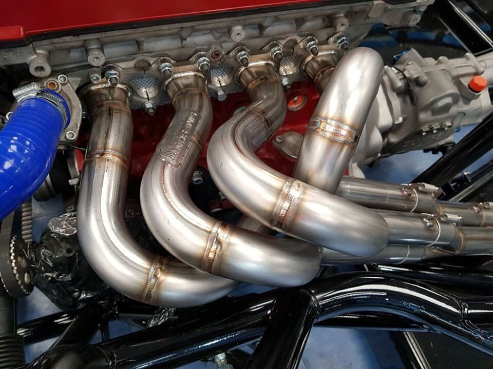 Home • Simpson Race Exhausts
